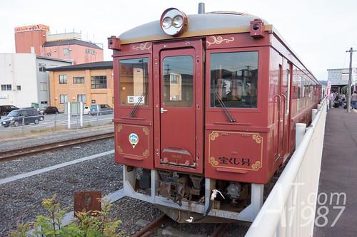 Sanriku Tetsudo Model 36-R2