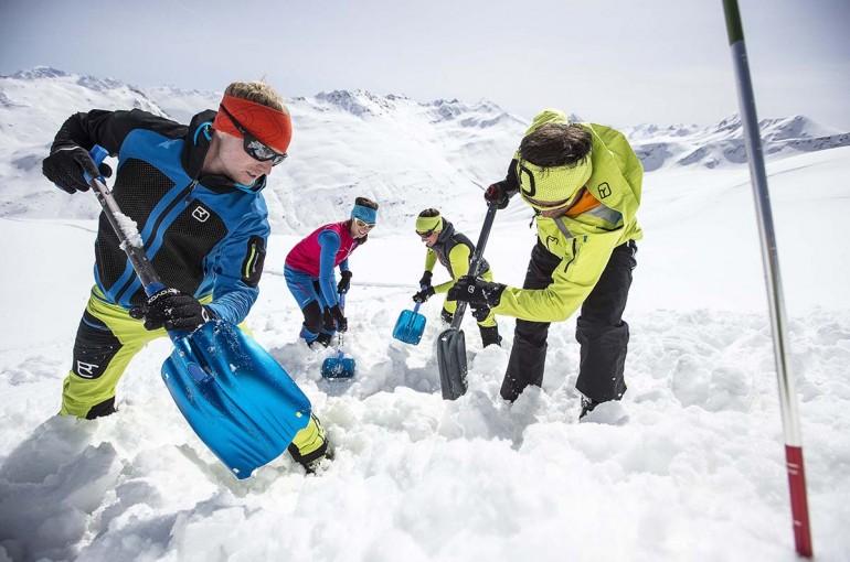 Management záchrany z laviny