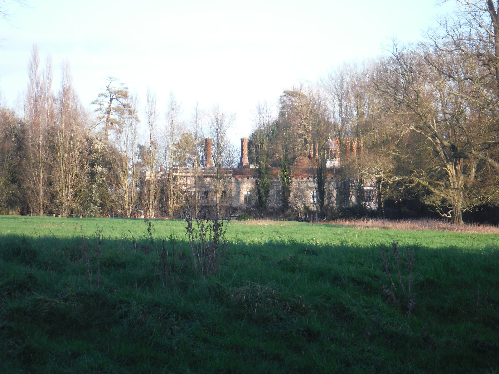 Nether Winchendon House SWC Walk 191 Haddenham Circular (via Brill)