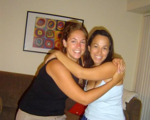 Danielle Visits 2005
