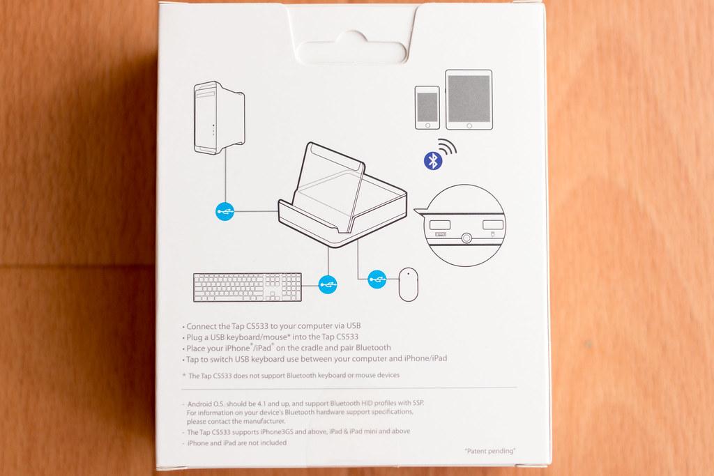 CS533パッケージ裏の説明