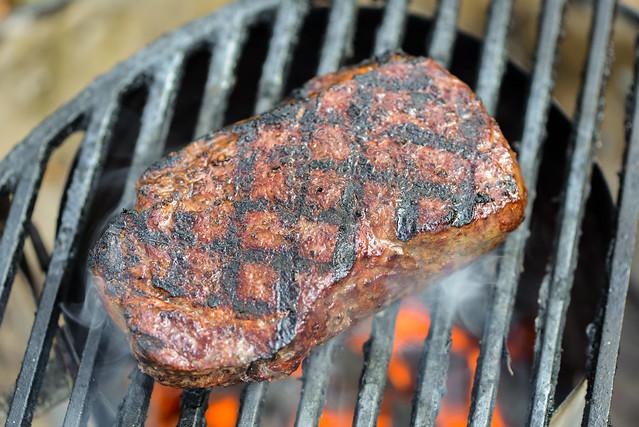 Sous Vide Strip Steak