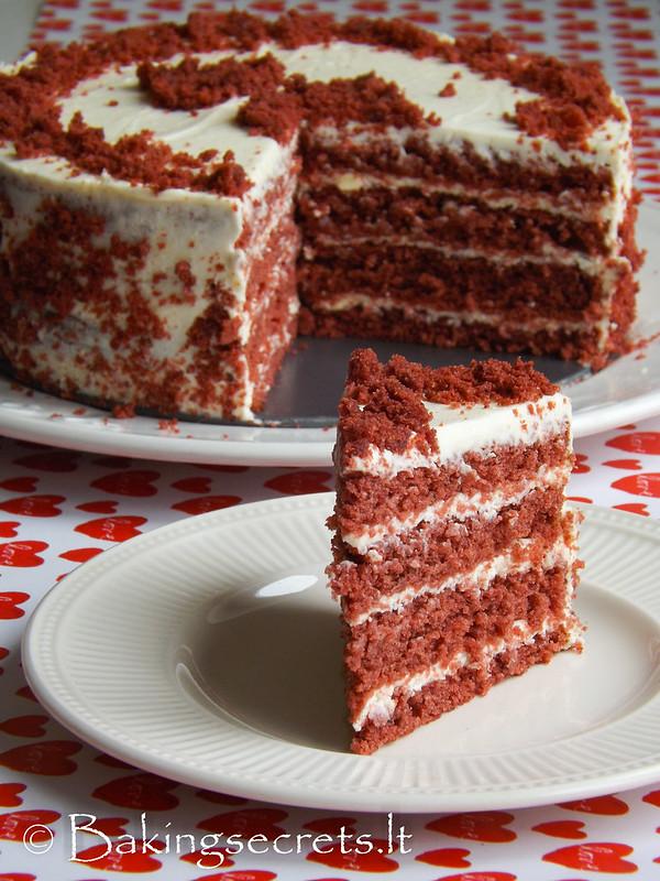 Laura In The Kitchen Red Velvet Cake