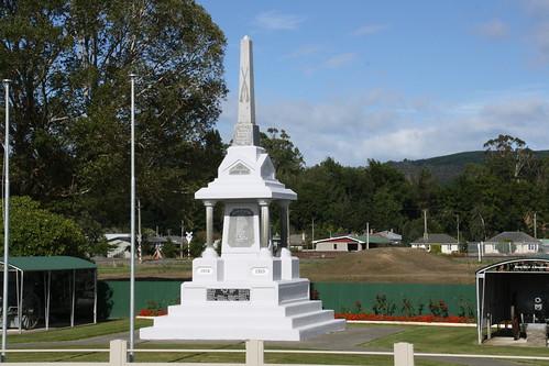 Otautau War Memorial