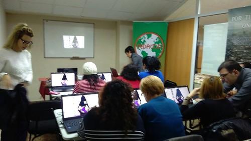 Innovadoras TIC: Curso de iniciación al uso de Internet. Asociación Por TI Mujer-Valencia