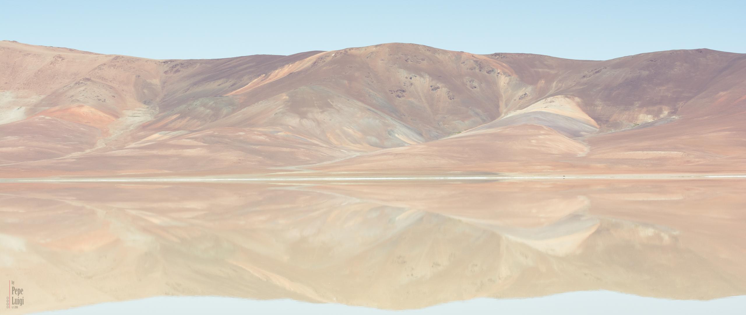 Laguna Salada   Parque Nacional Nevado de Tres Cruces