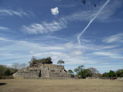 Mexico - Chichén Itzá; impressive remains of Maya culture in Yucatan