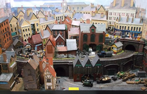 Dickensian Town