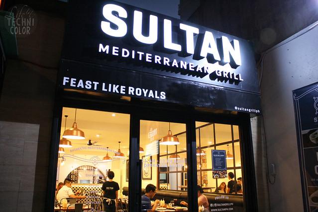 Sultan Mediterranean Grill