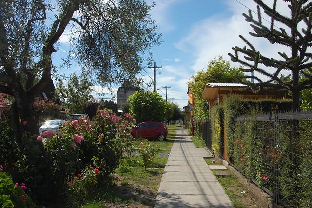 City of Villarica, Chile