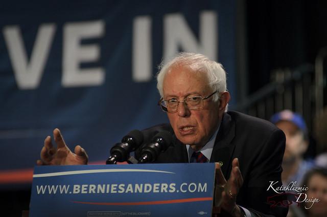 Bernie Sanders Phoenix Rally 3-19-16