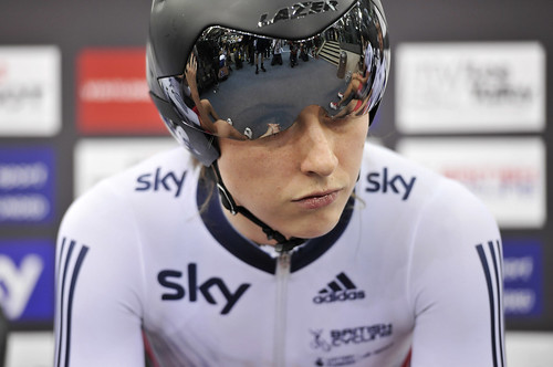 2016 UCI Track Cycling World Championships Day Two