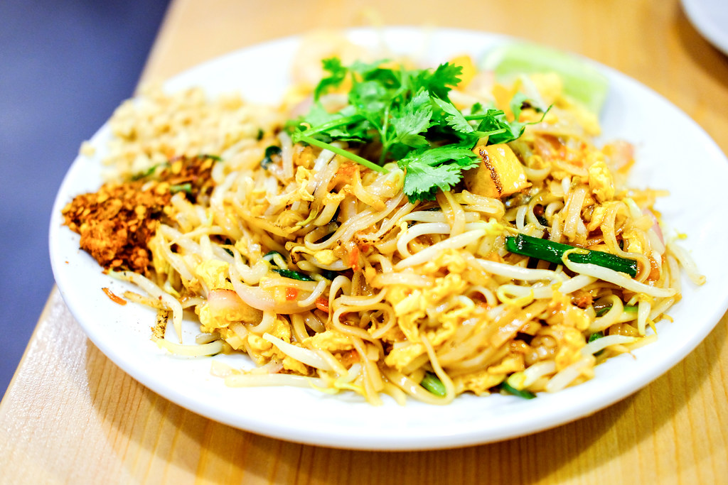 Nangfa Thai Kitchen's pad thai