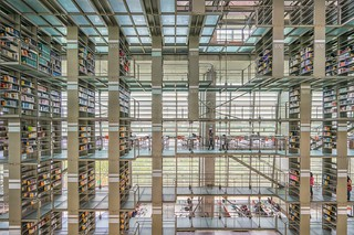 Library symmetry