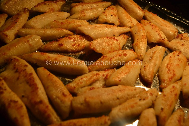 Filets de Perche Sauce au Champagne  © Ana Luthi Tous droits réservés 021