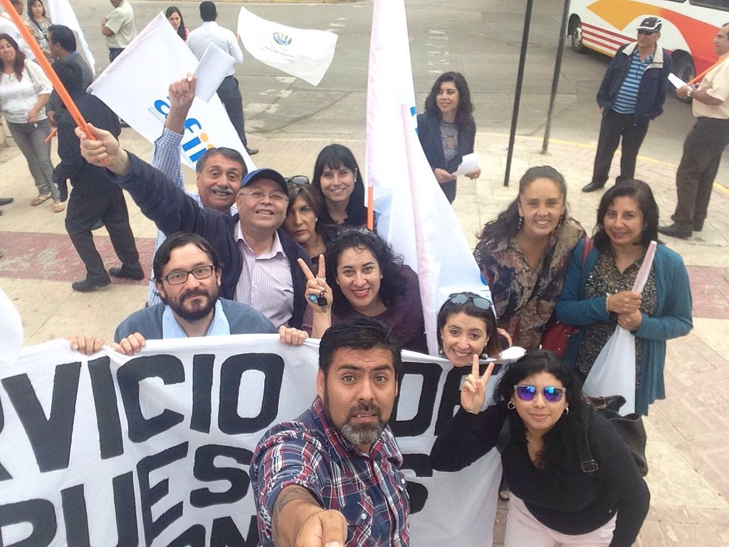 AFIICH respalda y apoya Paro Indefinido de ANEF Atacama - 07 Marzo 2016
