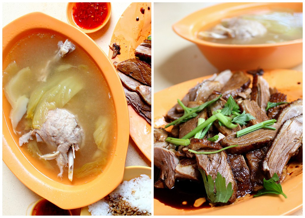 Nostalgic Places to Eat in Singapore: Sin Ming F&B