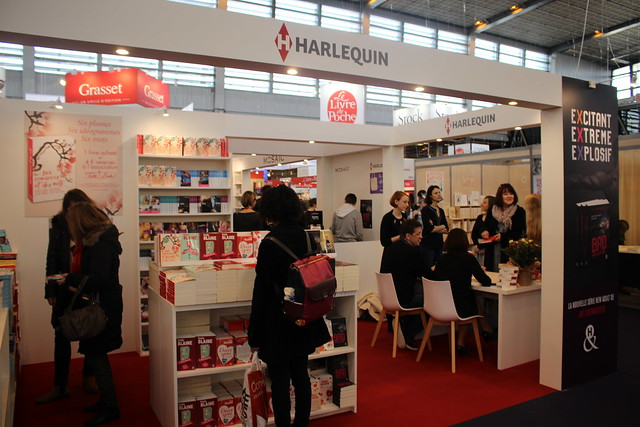 Harlequin - Livre Paris 2016
