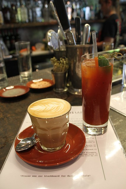 Flinders Lane Brunch