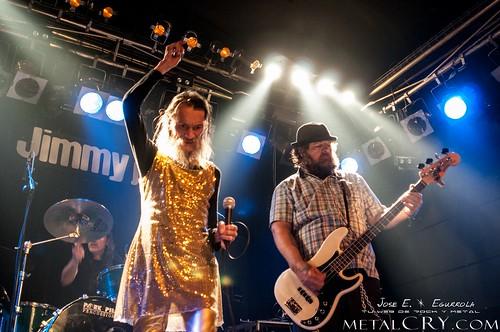 SNFU Sala Jimmy Jazz, Vitoria-gasteiz 2016