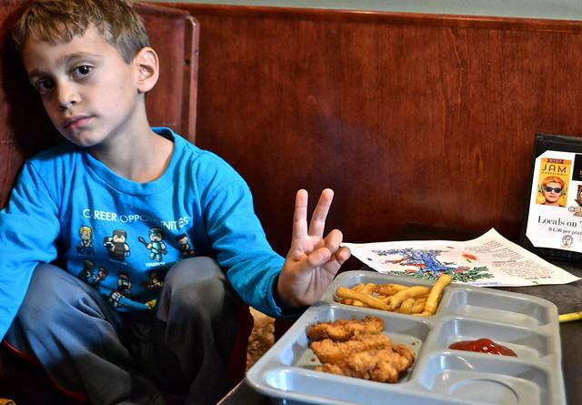 kids menu Restaurants in Charlotte - Pike's Old Fashioned Soda Shop