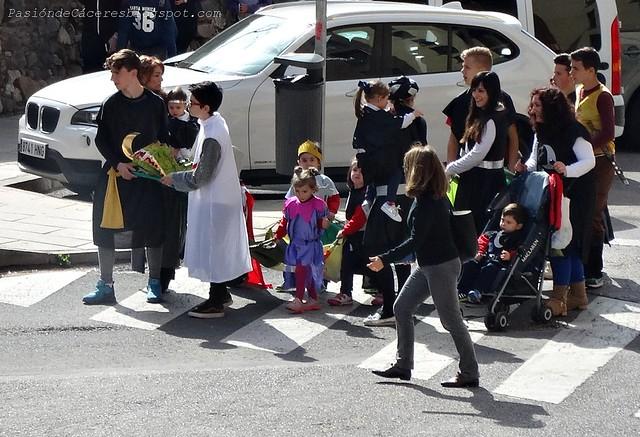 Desfile del Padu