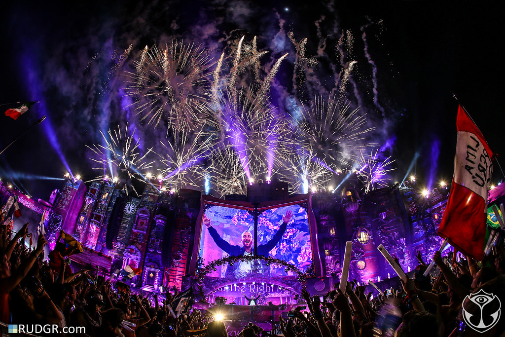 David Guetta @ Tomorrowland Brasil 2015