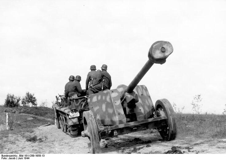 German 50 Mm Anti Tank Gun: Armor Photogallery 018