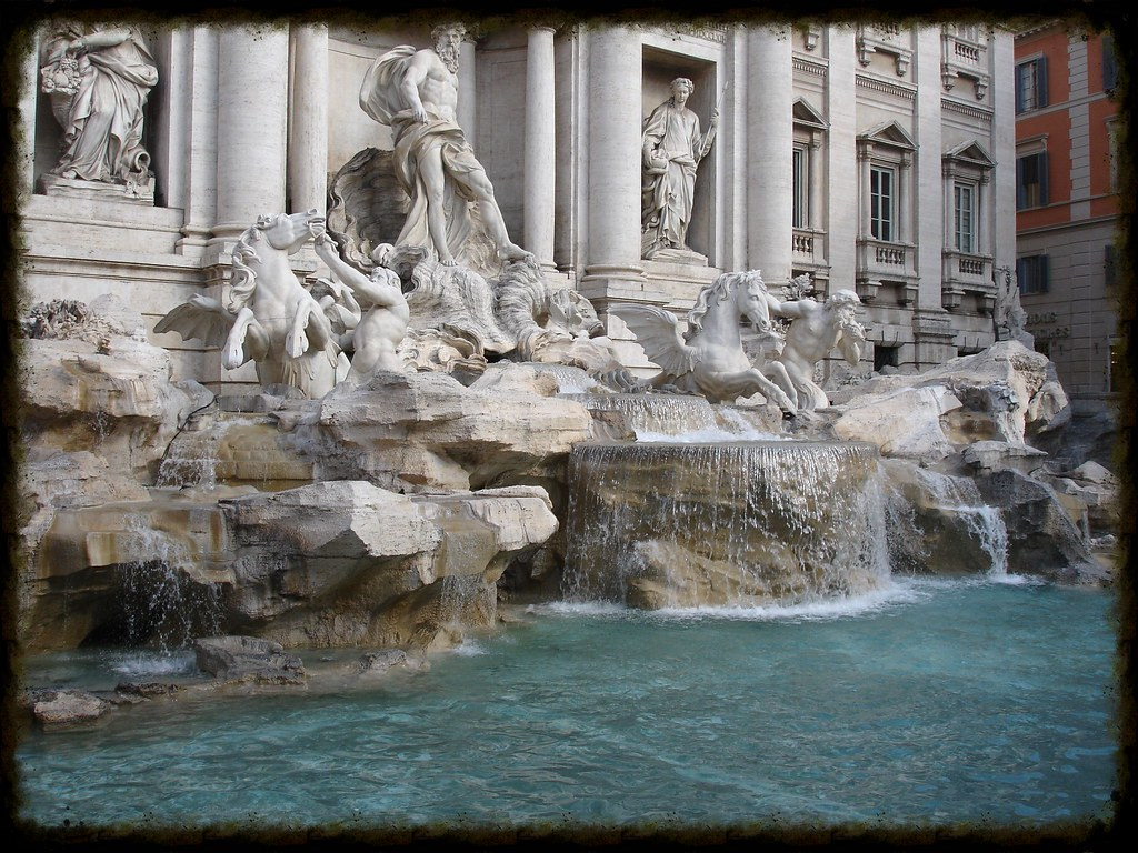 trevi at day