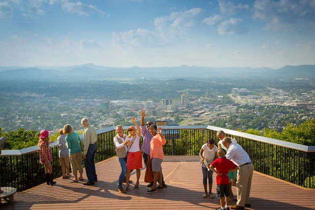 Roanoke Star Overlook