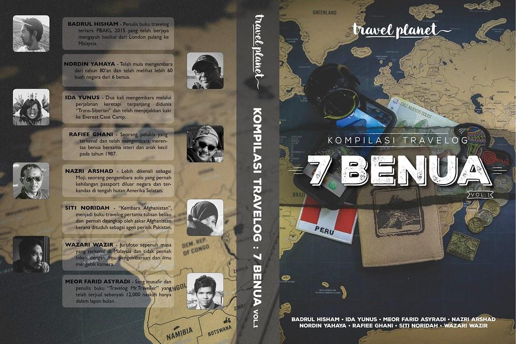 Travelog 7 Benua
