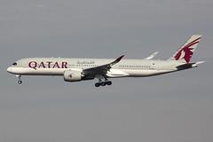 A7-ALH | Airbus A350-941 | Qatar Airways