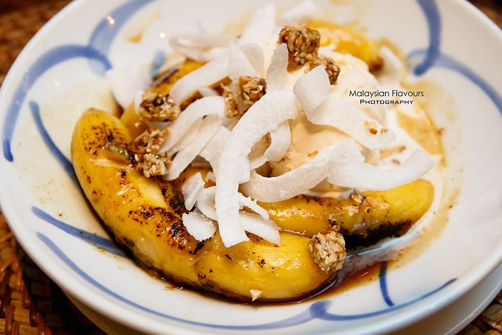 bali and spice damen subang jaya pisang bakar