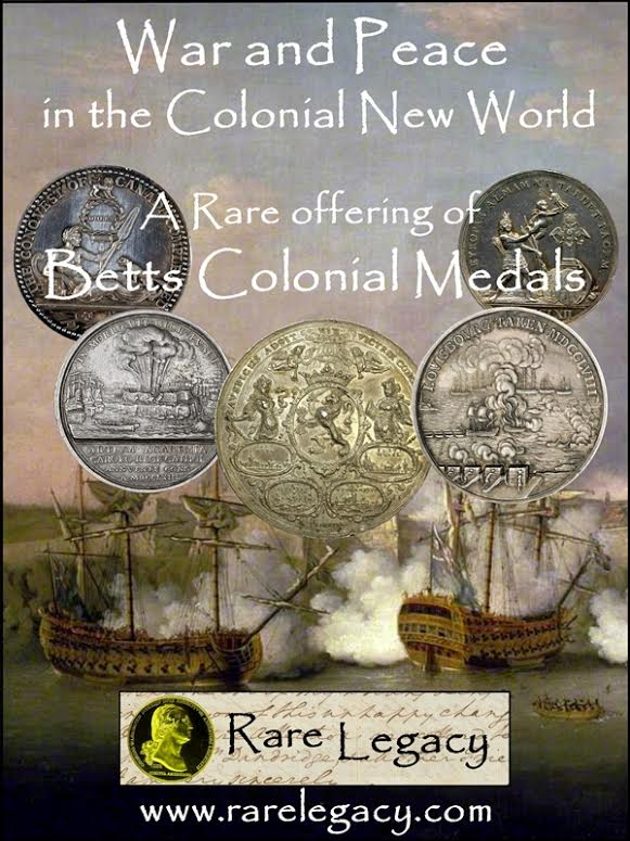 Rare Legacy ad 2016-05-01 betts Medals