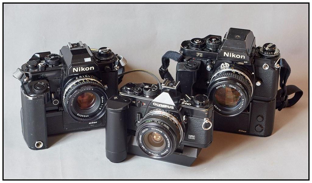 Zeigt uns eure Nikon F3!
