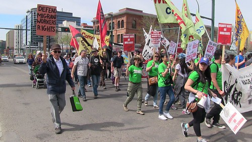 May Day 2016 - Edmonton