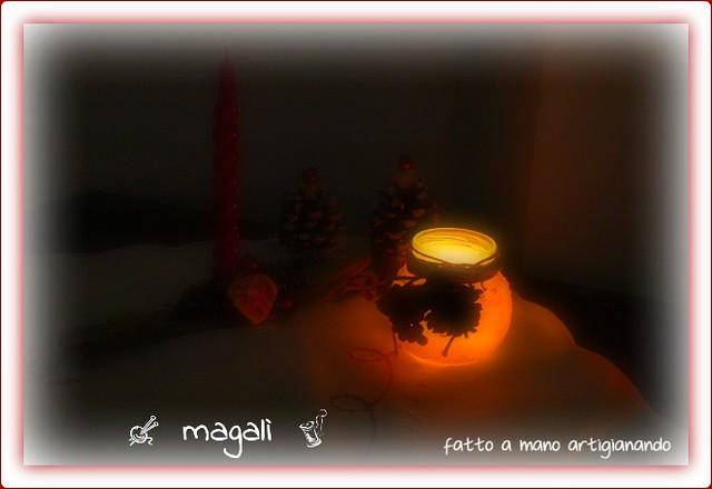 lumini brinati Natale
