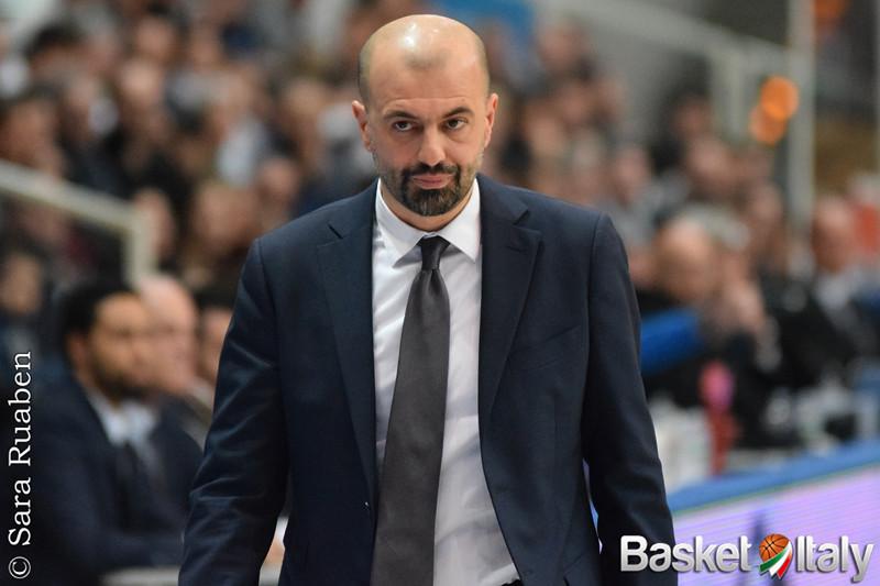 Coach Maruzio Buscaglia (Trento)