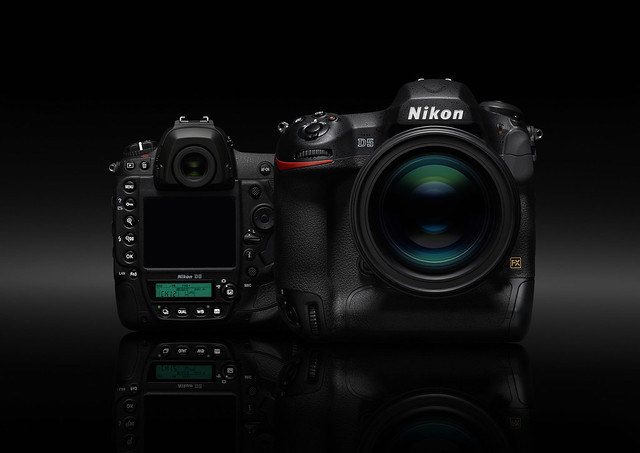 Nikon 5 | I AM Vision Outperformed