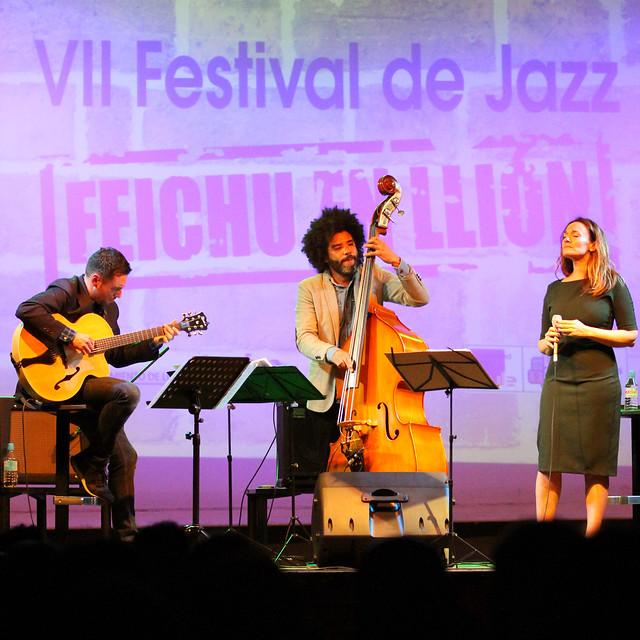 MATABUENA CINEMA PROJECT - VII FESTIVAL DE JAZZ DE LEÓN - 30.12.15