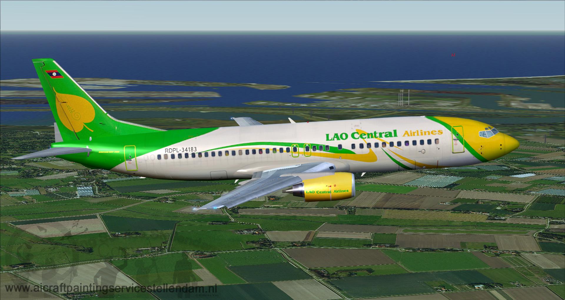 VistalinersB737-400LaoCentralAirlines_RDPL-34183_4