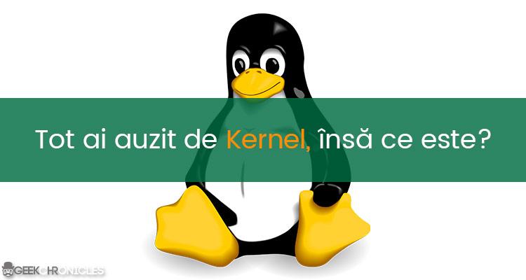 ce este un kernel