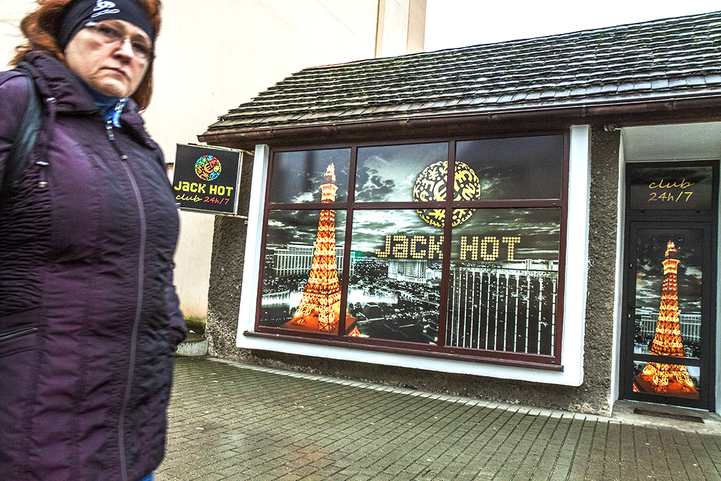 JACK HOT casino--Zgorzelec