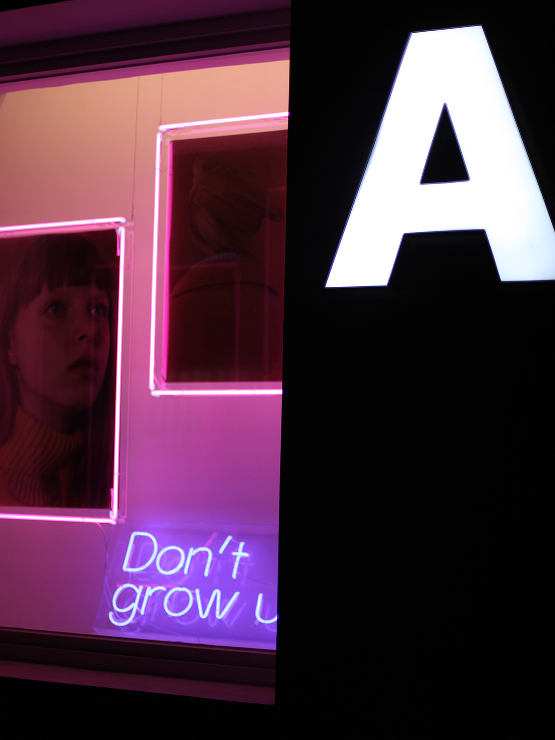 we could grow up 2gether: a visit to the ader error showroom