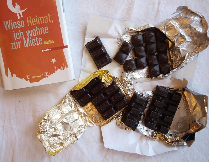 Heimat und Schokolade