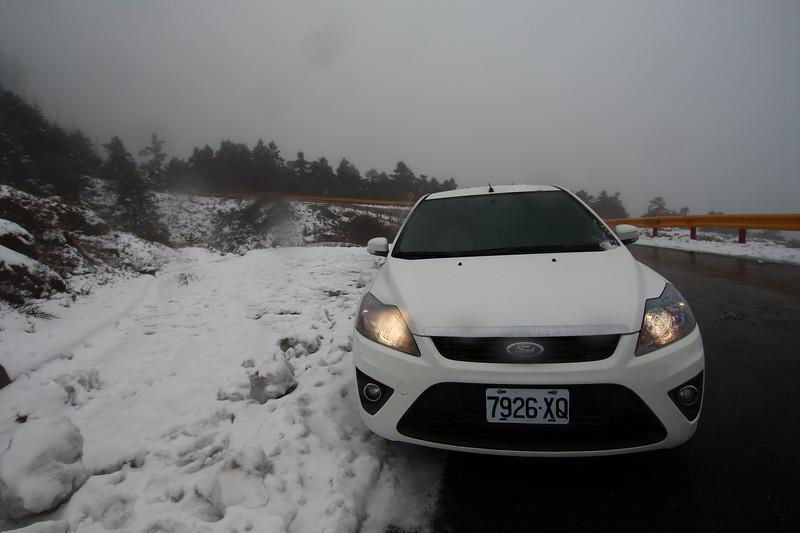 Ford - My Focus TDCi 合歡山之旅 - 汽車My Focus TDCi 合歡山之旅