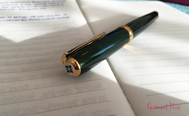 Review Diplomat Excellence A Evergreen GT Fountain Pen @AppelboomLaren (15)
