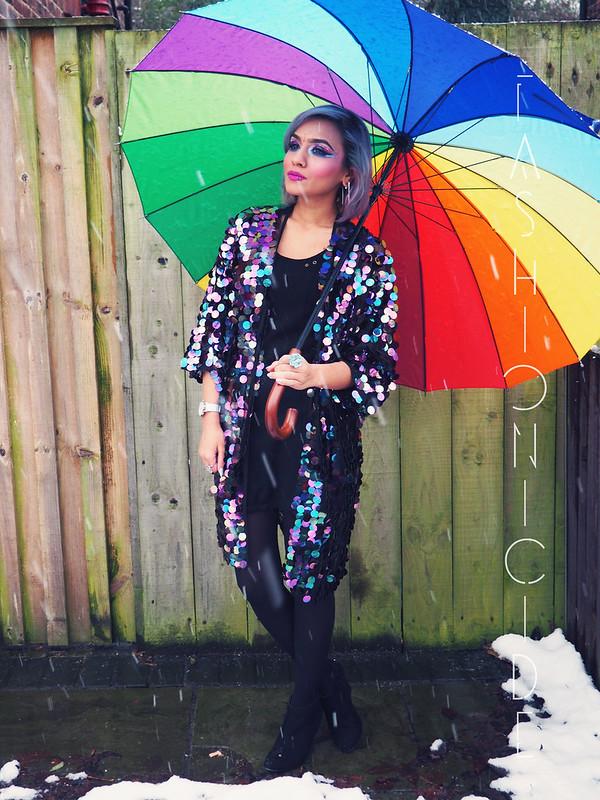 Rainbow-Sequin-Disc-Kimono