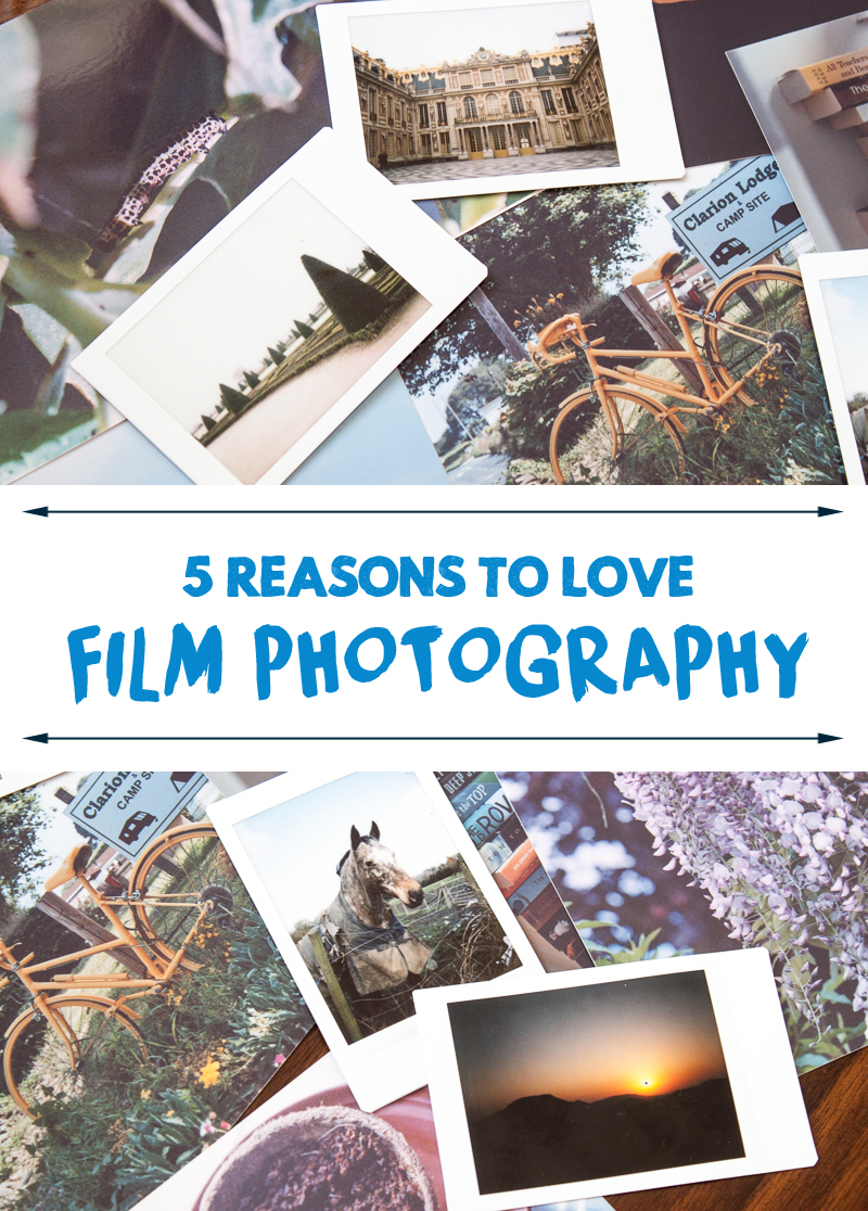 5 Reasons to Love Film Photography | awaywithkatie.com