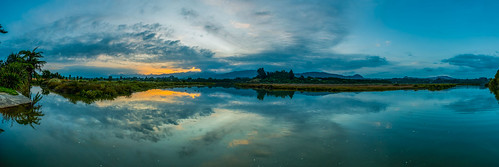 Katikati Uretara panorama